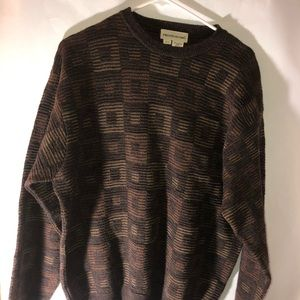 Pronto Uomo Sweater M/M Multicolor Vintage